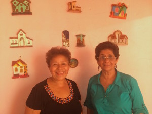 HABITAR founders Cony & Ninette Morales. Photo by Suzanne Skees for WCCN.