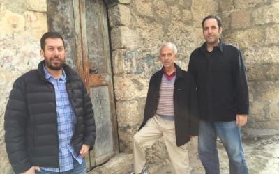 Mideast Diplomat Greg: Seeking the Peace in Everyone