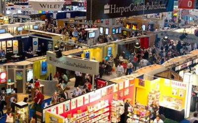 Events: One Author in an Ocean of Possibilities: Book Expo America and the World of Publishing