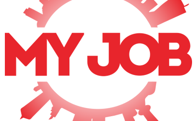 Announcing our new MY JOB publishing deal!