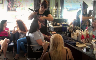 """""""I'm With Fifi"""": Arab-Jewish Coexistence From the Salon Chair"""