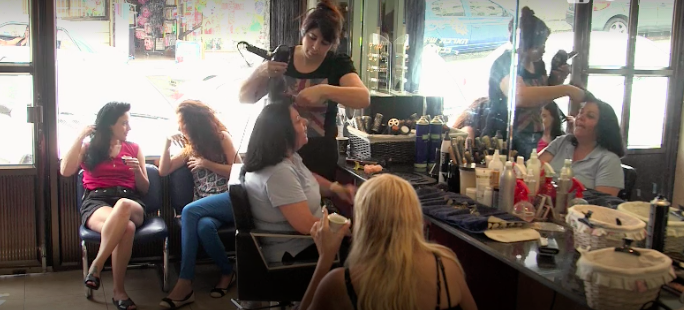 """I'm With Fifi"": Arab-Jewish Coexistence From the Salon Chair"