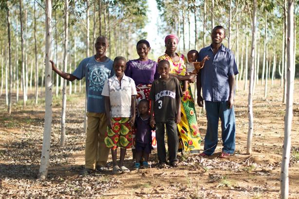 Meet Mama Komaza, Kenya's Queen of Sustainable Forestry