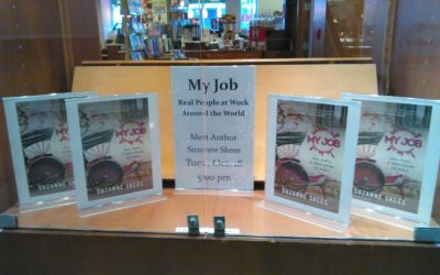 The MY JOB Book Ships Now!