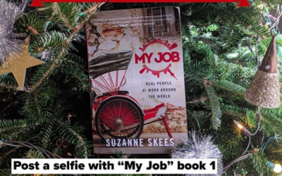 Take a Selfie with MY JOB, and Give a Job!