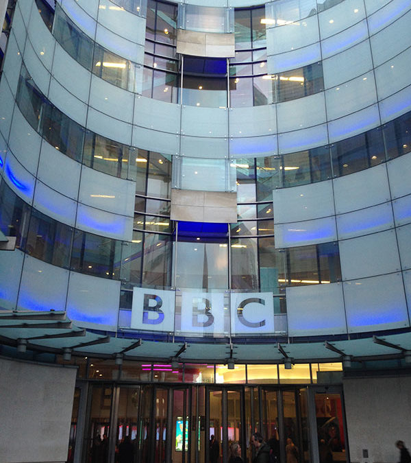 """BBC Dubs Our Editor an """"Unsung Londoner"""""""