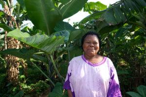 Mary: Banana Farmer, Mbale, Uganda