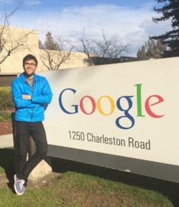 Matt, Google Technologist, Mountain View, California, U.S.