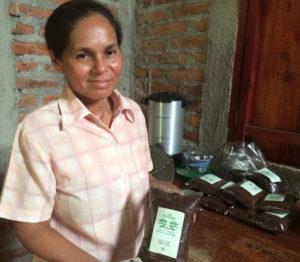 Mayra, Coffee Co-op Farmer, Managua, Nicaragua