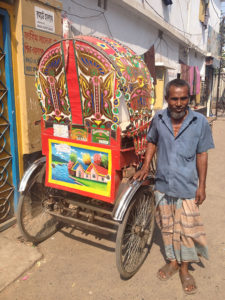 Muhammad, Rickshaw Puller, Dhaka, Bangladesh
