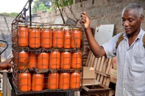 Sena: Tomato Canner, Anloga, Ghana