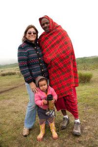 Wantay, Maasai Warrior, Ngorongoro, Tanzania