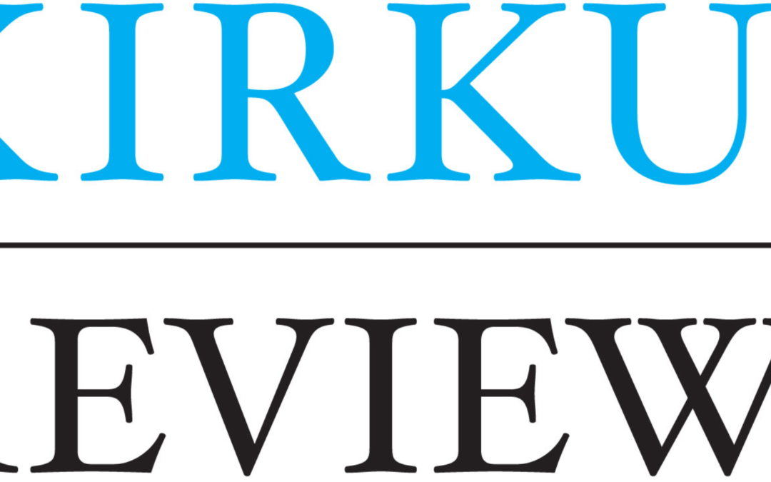 Gen Z Book Recommended by Kirkus/Publisher's Weekly!